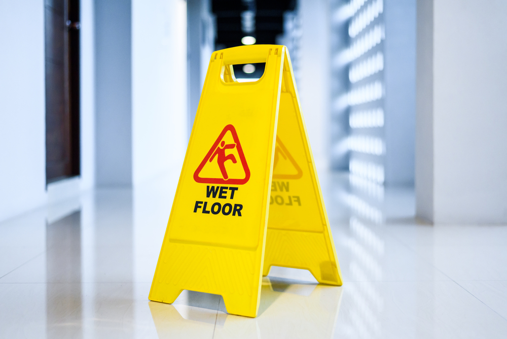 falling hazards in the workplace