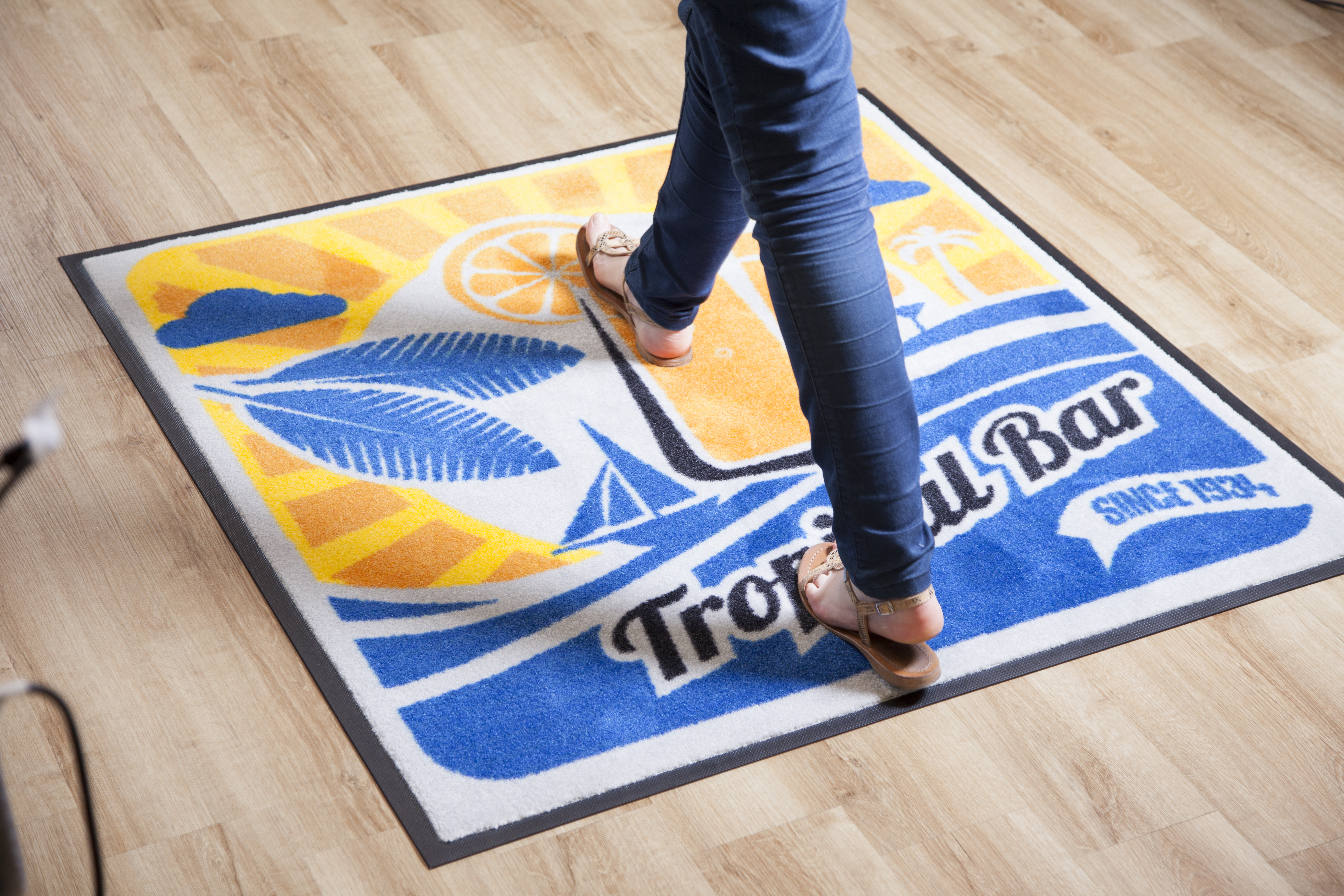 commercial floor mats