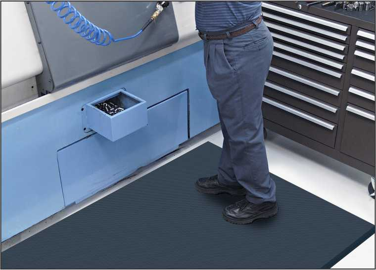 How Do Anti Fatigue Mats Work The