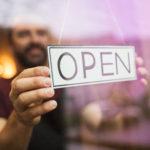 business entrances