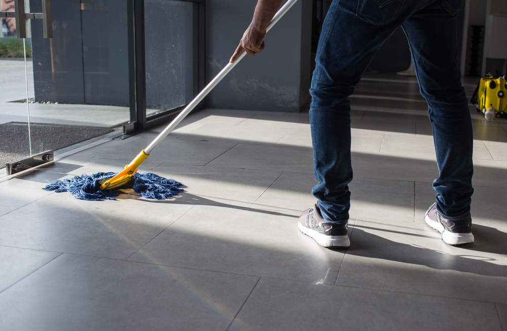 industrial household mop difference